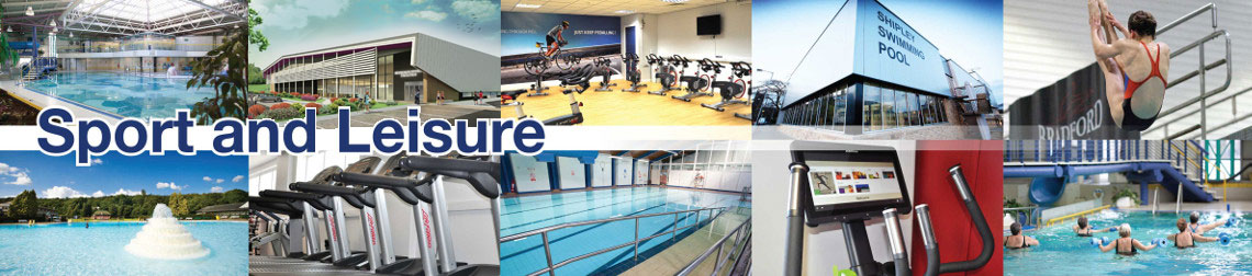 Sport and leisure banner image